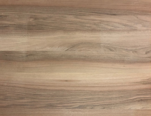 plan de travail en noyer atelier du bois massif